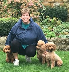 """""""The difference that it has made to my training with clients, and my own dogs is amazing"""" – Debbie Collins"""